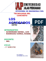 LOS AGREGADOS UAP 2015--I - copia.pptx