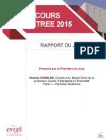 EN3S Rapport Du Jury 2015