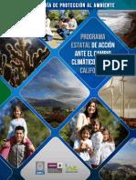 Plan de Accion Al Cambio Climatico BC
