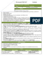Plan Docente2º ESO Caste. 16-17