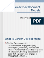 Educator Intern Career Development Models