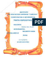 monografia texto expositivo