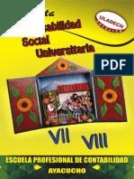 Revista SSU Contabilidad SUA Ayacucho