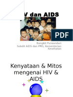 4. HIV dan AIDS (PKPR)