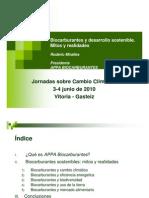 Biocarburantes y Desarrollo Sostenible APPA