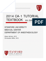 Stanford Anesthesia - CA1 Tutorial Book.pdf