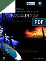 Proceeding ICTel 2009