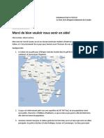 Dossier de Press Pour Le #Gabon
