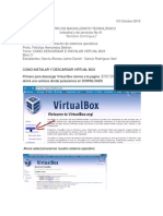 Como Descargar e Instalar Virtual Box