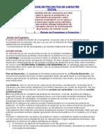 Diseño de Programas y Proyectosl