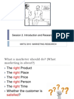 Session 2- Problem Definition and Research Design(1)