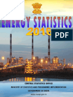 Energy Statistics 2016