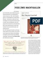 Jacob Van Eycks - Engels Nachtegaeltje