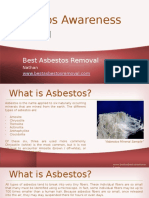 Asbestos Awareness Training | Best Asbestos Removal