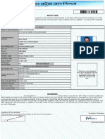 UPJN Admit Card