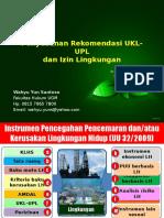 Penyusunanrekomendasiukl Uplizinlingkungan1013 140102035300 Phpapp01