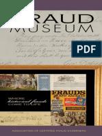 Fraud Museum