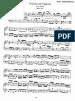 Prelude en Fughetta BWV 902