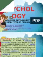Psychology Manny