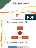 2. Industri TIK Dan Regulasi_1