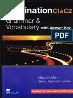 Grammar c1&c2