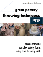 3 Great Throwing Techniques