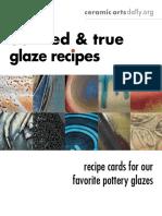 33 Tried True Recipes 061109