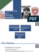 Patofisiologi BPH