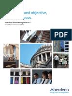 Aberdeen Asset Management Plc_ar_09!30!2015