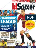 World Soccer October 2016