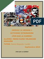 MariaElena VelazquezAguilera M10S1 Porquelaguerra