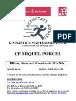 Gmt Cp Miquel Porcel 2016