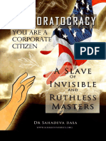 Corporatocracy - You Are a Corporate Citizen, A Slave