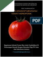 eBook Menanam Tomat Hidroponik - TomatHidroponik.Com