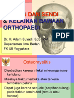 Infeksi Tulang Dan Sendi