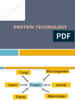 Protein Technology Edited
