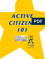Active Citizens 101