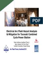 Arc Flash Hazard Presentation