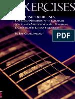 128739958 Exercises Guitar Reference Guides Joe Charupakorn