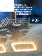 Additive Fertigung in der industriellen Serienproduktion - ein Statusreport