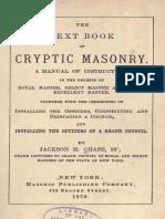 The Textbook of Cryptic Masonry - J Chase.pdf