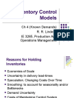 Lecture Series6 EOQInvModels
