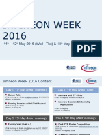 1-Poster Competition FYP Infineon Week UTeM 2016