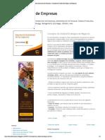 Administracion de Empresas_ Concepto de Unidad Estratégica de Negocios