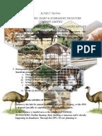 Dairy Garhwa Farmer Producer Organization Planning Report