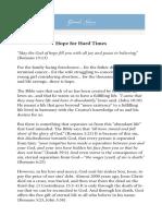 HopeforHardTimes_GospelTracts