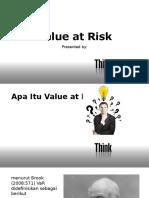 Value at Risk.pptx