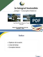 1. Concepto Desarrollo Sostenible