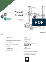 Prusa_i3_Rework_rev1.5 - First Use Instructions