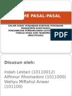 Resume Pasal-pasal Woy